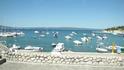 такие вот пляжи Хорватии