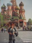 На Красной площади отметилась впервые в 1967.