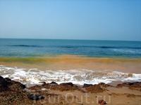 пляж Анжуны