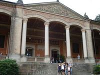 Баден-Баден, павильон минеральных вод.