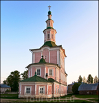 Эта церковь передана РПЦ, идут службы.
