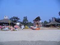 Один из пляжей