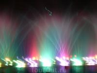 Фантастическое зрелище - танцующие фонтаны в Протарасе