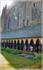 внутри  МОН СЕН-МИШЕЛЬ ( Mont Saint-Michel )