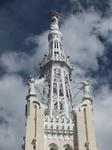 Ее колокольная - это отдельное произведение искусства. Возвышается на 43,7 метров над землей и увенчала статуей, символизирующей Непорочное Зачатие (La Purísima Concepción).