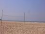 Пляж Варка пустынен и очень подходит для уединенного отдыха