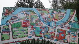 "Карта ботанического сада ""Дзифа"""
