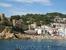 крепость, вид с кораблика + пляж
