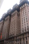 Сан-Паулу. Здание Мартинелли- первый небоскреб в Латинской Америке. Построен  в 1930г.