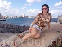 Набережная в Гаване