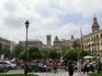 Видимо, так исторически сложилось, что у города долгое время роль главной площади исполняла La Plaza de la Virgen, но городу хотелось чего-то более просторного ...