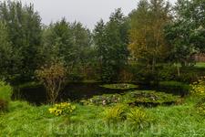 усадьба Забродье на реке
