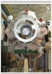 Модуль орбитальной станции «Мир».