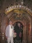 В Храме Гроба Господня