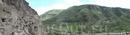 Пещерный город царицы Тамар, разрушенный землетрясением. Великолепная Вардзиа. Попасть сюда автостопом не так просто - пришлось протопать 7 километров ...