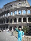 Отдых в Италии.