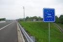 Пересекаем Границу Чешской республики.