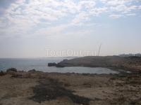 Знаменитый тусовочный пляж (забыл как называется, вспомню добавлю) в АйаНапе.