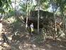 По джунглям вверх к водопаду Kbal Spean