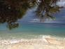 Петрчане вид с пляжа отеля Пиния