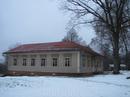 Что сейчас расположено в этом здании - не знаю! При Тенишевой в этом домике жили ученики.