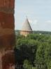 Смоленская крепость - визитная карточка города. Вот уж воистину - зодчих было мало, косячить было стыдно.