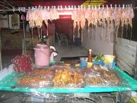 то что едят тайцы мы не решились!