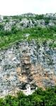 Монастырь Острог, действующщий - почти 2000 над уровнем