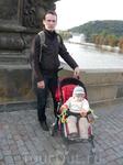 Прага. мои мужчины