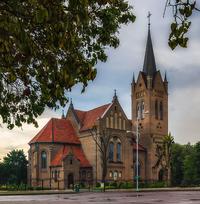 Вилейская Церковь Воздвижения Святого Креста