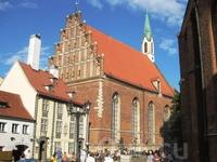 Церковь Святого Иоанна (Рига)