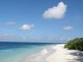 Мальдивы, пляж