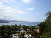 Вид на город из фотра Монтего