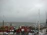 На следующий день после отплытия из Хансхольма приплыли в столицу Фарерских островов - Торсхавн