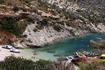 о. Закинтос. Порто Вроми. Потрясающей красоты пляж, с которого отправляются кораблики в бухту Навайо