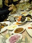 Тель-Авив. Еды много и все вкусно)