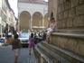 На улицах Сиены.