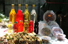 Хорватские сувениры.