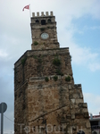 Старая часовая башня,Анталия