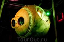 Научный центр «Ahhaa». Советский спутник.