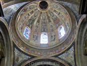 Купол и своды собора.