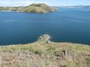 Голубой залив, Усть-Каменогорск вид с одной из сопок
