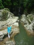 Агурские водопады и река Агура. Величественная Красота!