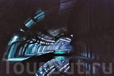 Бывшая сверхсикретная база подводных лодок в Балаклаве