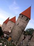 Башни выполнили свою функцию: город сохранен