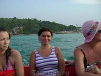 """21 декабря 2010. паром """"остров Ко Лан (пляж Тьен) - Патайя"""""""