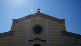 Францисканская церковь Руга-Ндре-Мджеда