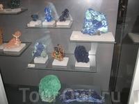 Удивительные камни.