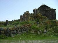 12 августа 2009. трасса Севан - Мартуни. монастырь Хайриванк.