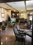 В этом баре отеля Aurum варят прекрасный кофе - зайдите, не пожалеете!
